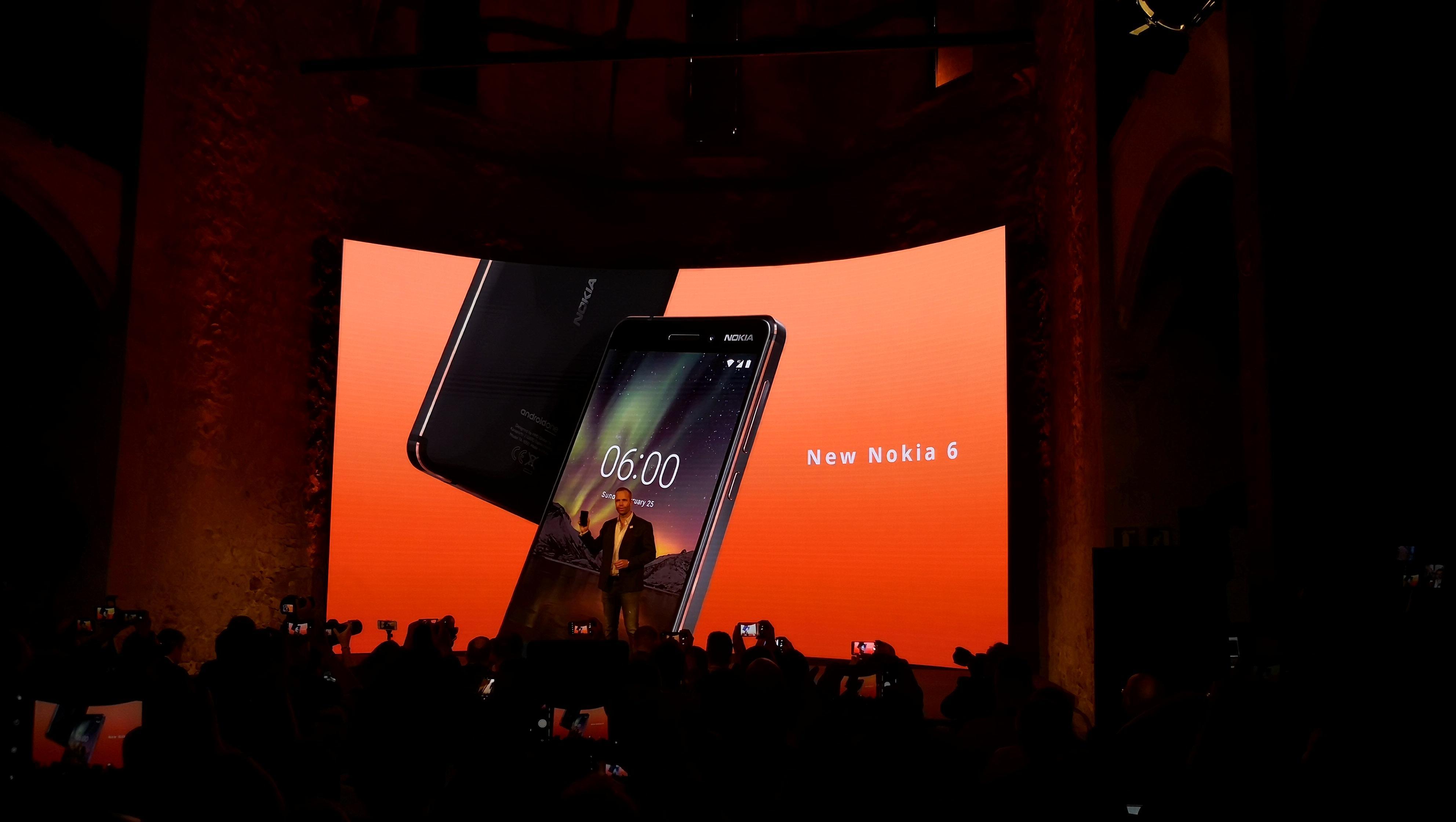 Nuevo Nokia 6 (2018)