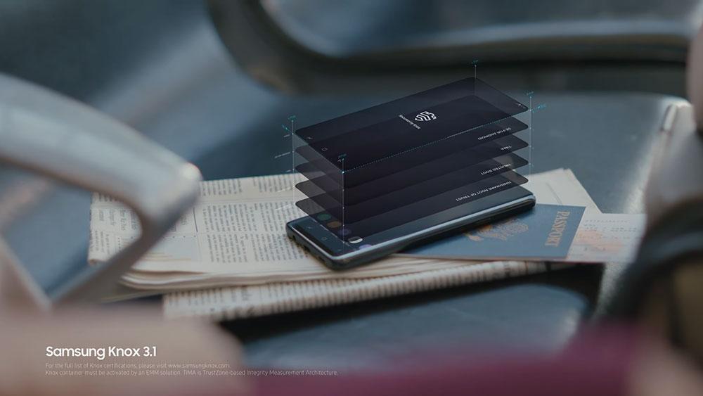 Samsung Knox 3.1