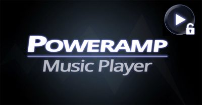primera beta versión 3 Poweramp