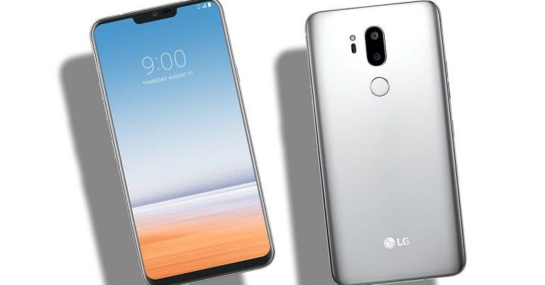 LG G8 ThinQ con pantalla 4K