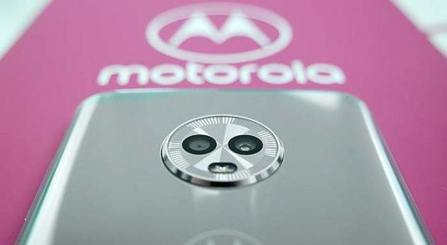 Moto G6 características