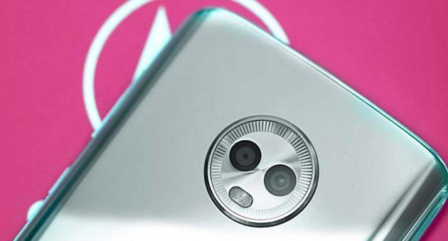 diseño premium de los Moto G6