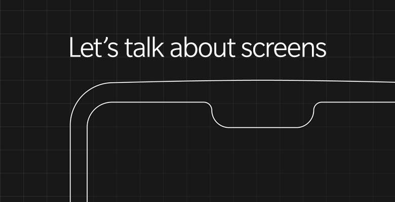 ocultar el notch en Android como en el oneplus 6