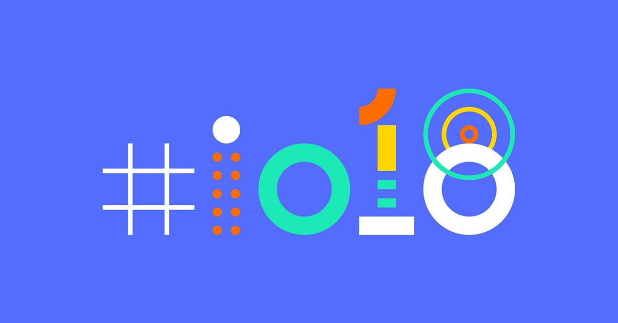 claves Google I/O 2018