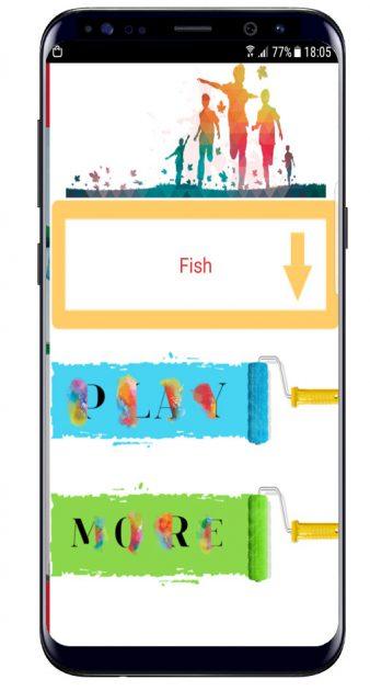 Inicio de Color by Number Pixel Art Coloring Sandbox