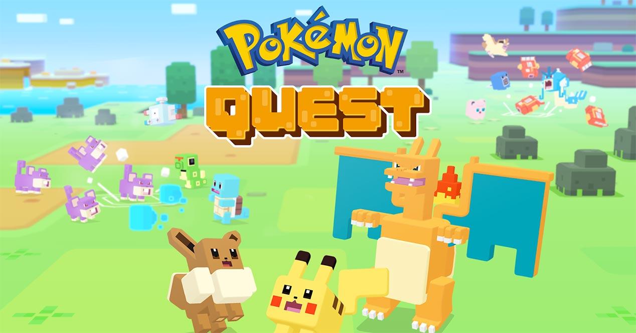 Pokémon Quest android