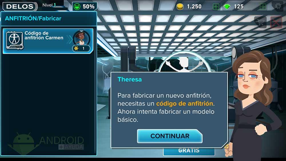 Westworld para Android