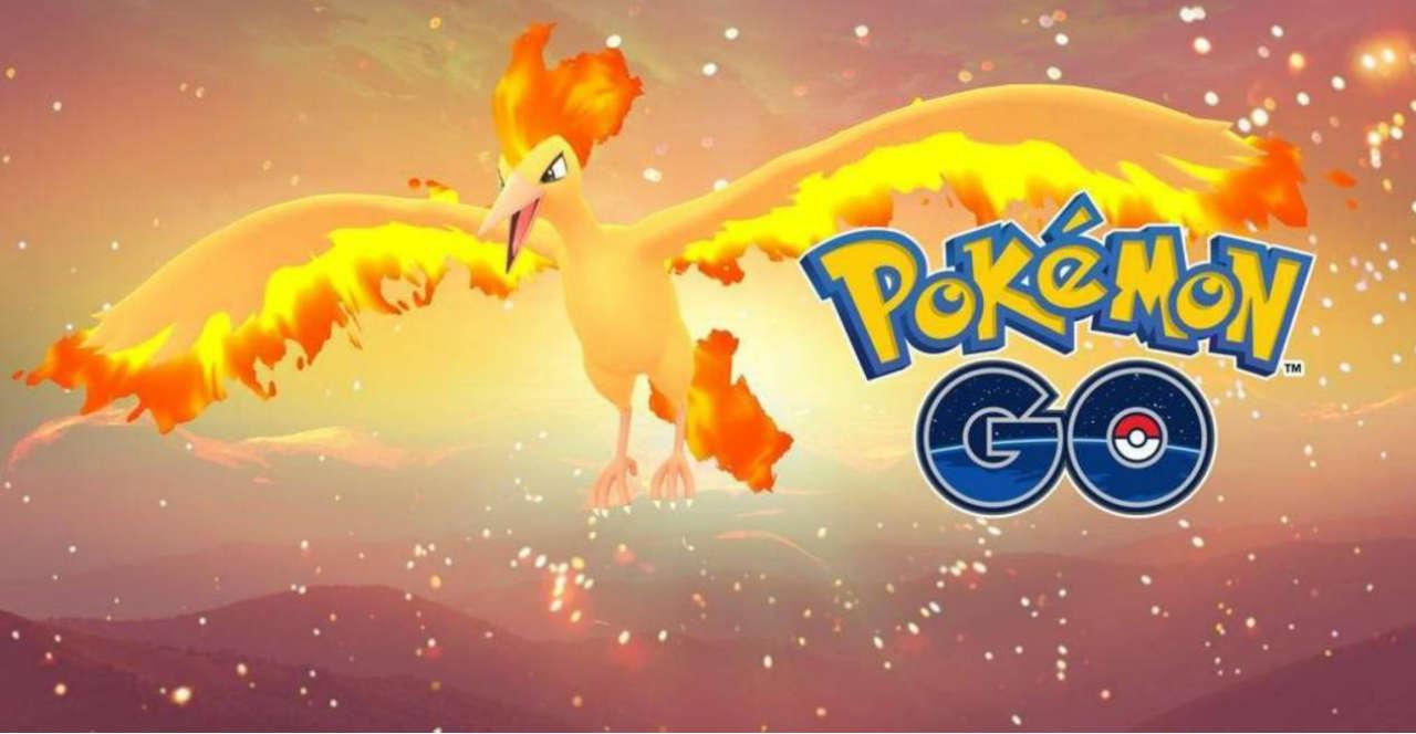 desafío global Moltres Pokémon Go