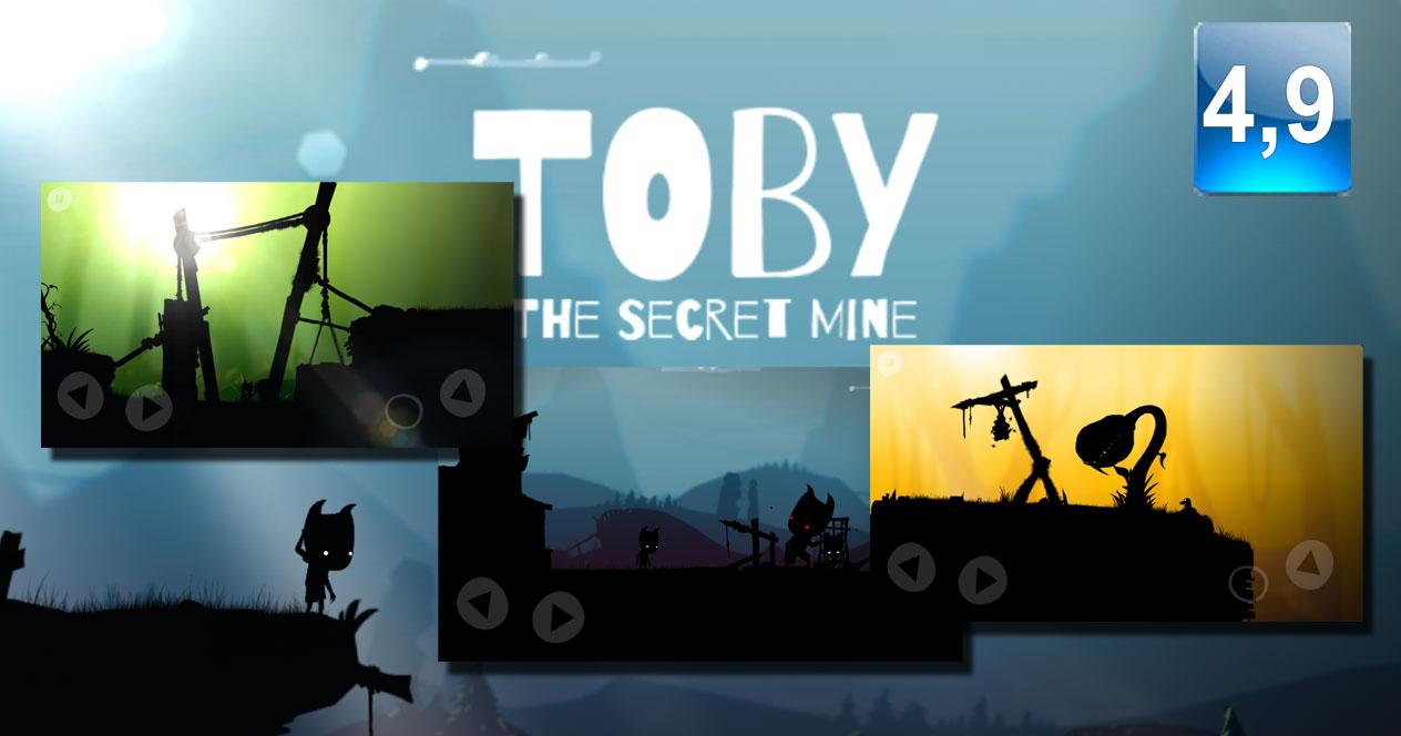 Imagen juego Toby the secret Mine
