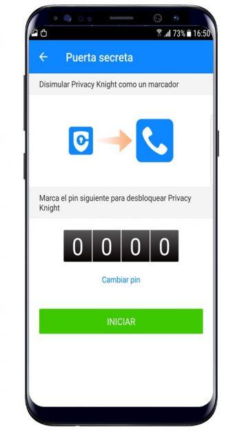 Seguridad en llamadas con Privacy Knight