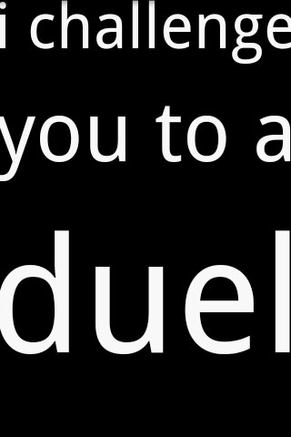 crear carteles usando Android