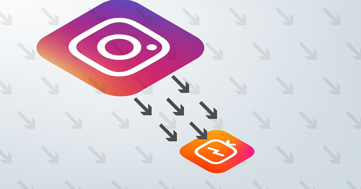 compartir videos igtv stories instagram