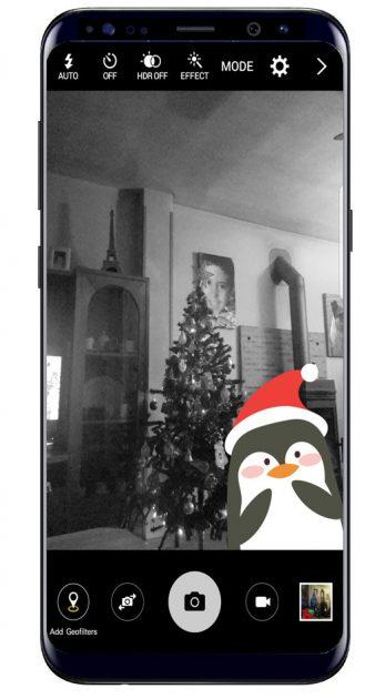 Blanco y negro en Camera+