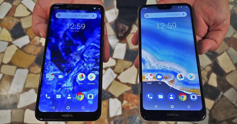 Nokia en Android 9 Pie