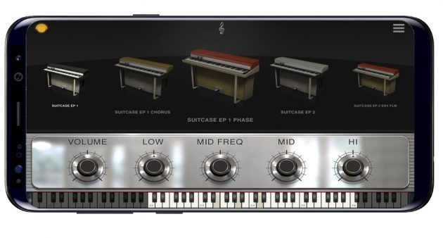 Piano en iLectric Piano