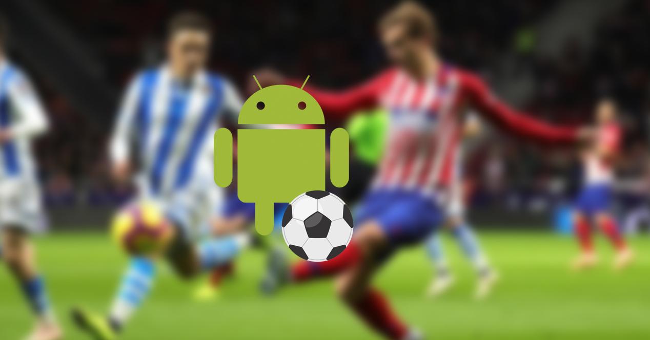 juegos futbol android