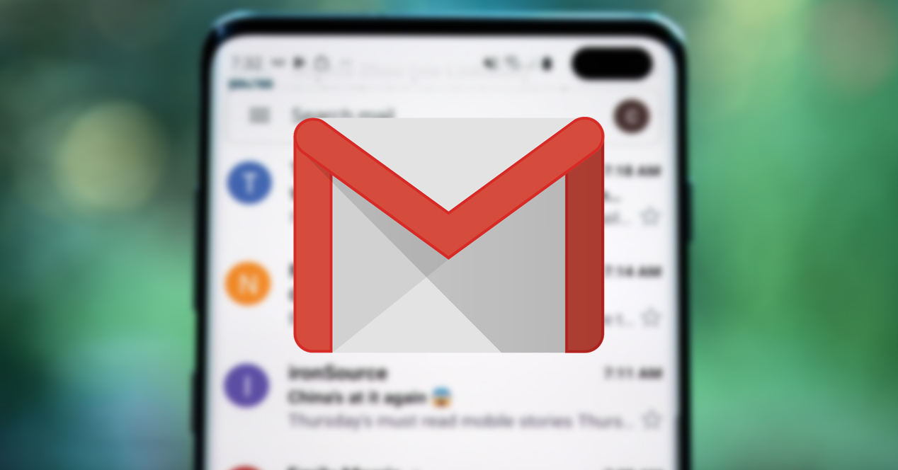 Desvincular gmail