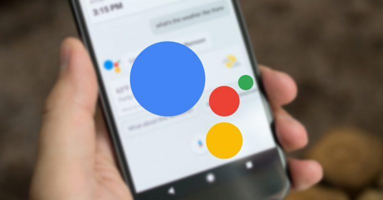 Google Assistant nuevo diseño