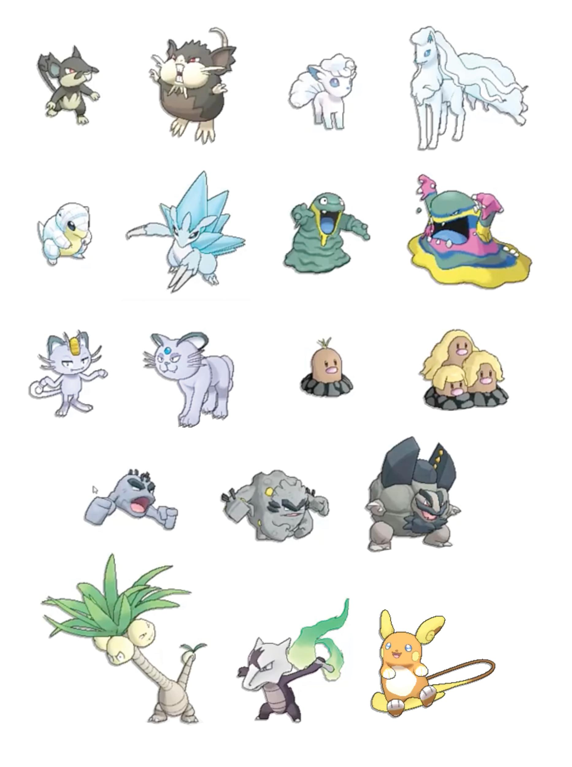 Pokémon Go tercer aniversario alola