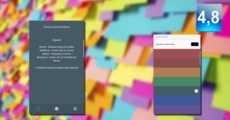 Aplicación Android Memory Helper