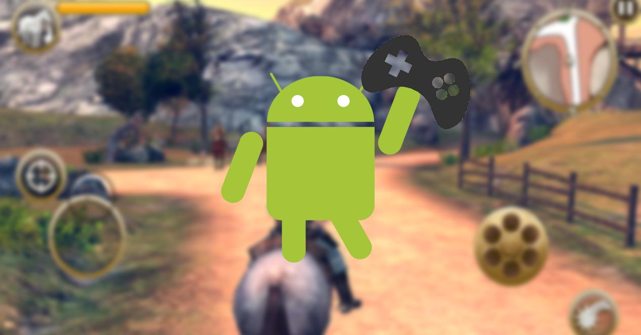 Juegos de mundo abierto android