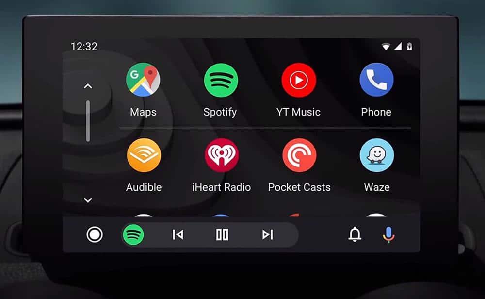 android auto nueva interfaz