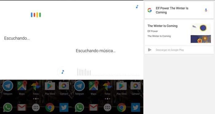 parche de seguridad de julio reconocimiento de musica google assistant