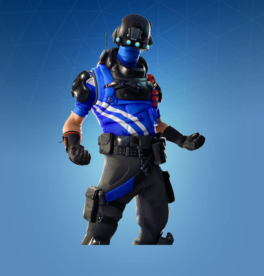 skins exclusivas fortnite carbon commando