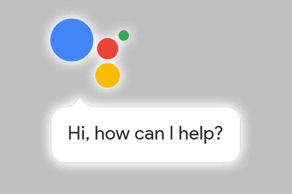 google assistant enviar mensajes