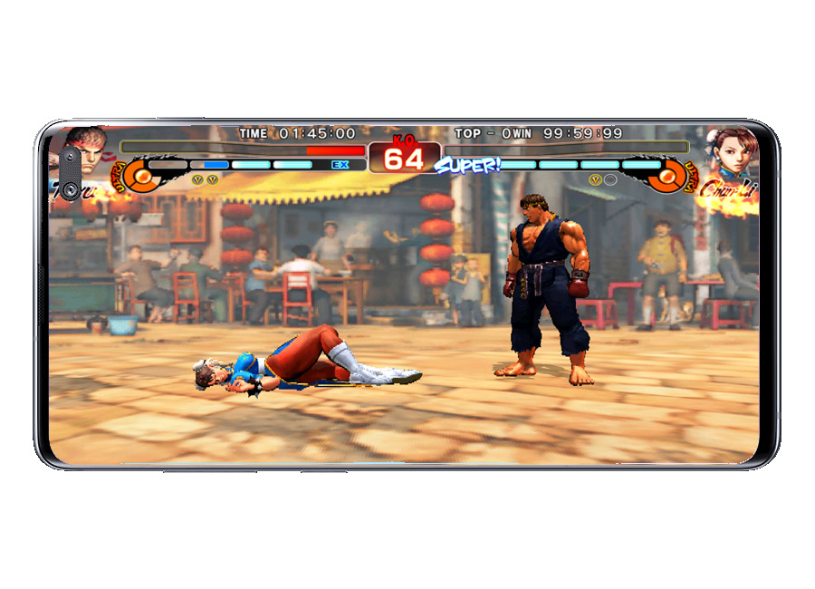 Victoria en Street Fighter IV Champion Edition