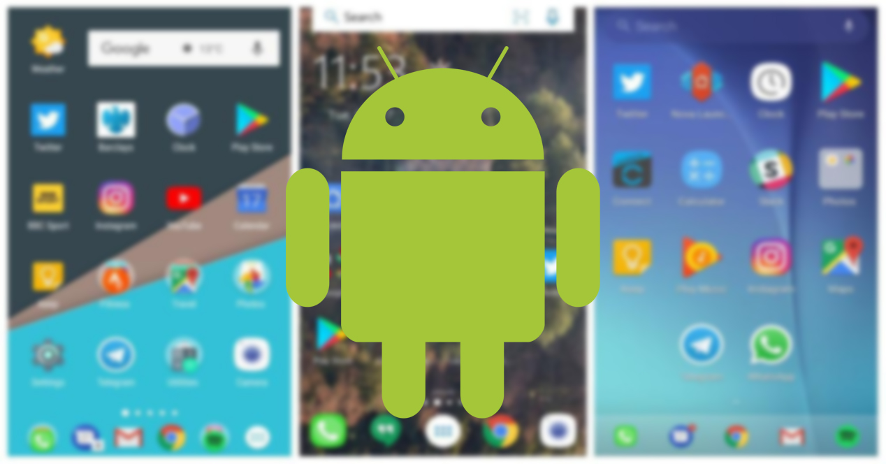 launchers gratis android