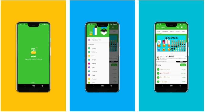 zfont custom installer poner emoji iphone