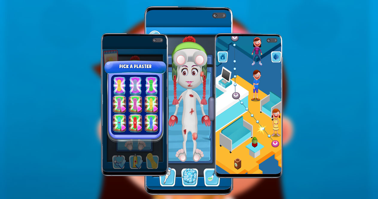 Juego Android Doctor Hospital Stories