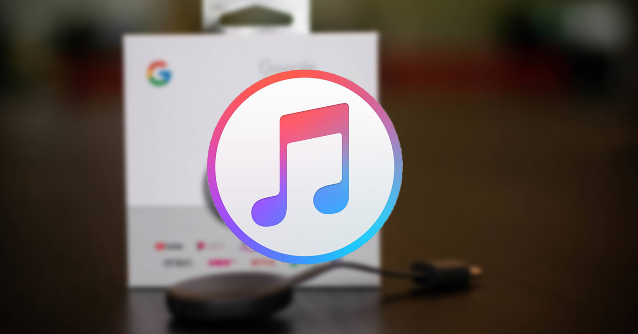 Apple Music Chromecast
