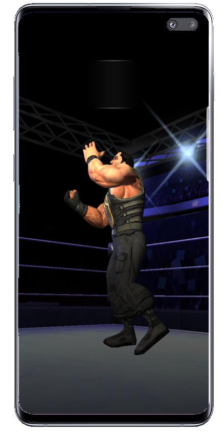 Luchador en el juego WWE Champions 2019