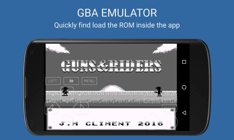emubox emuladores de gba