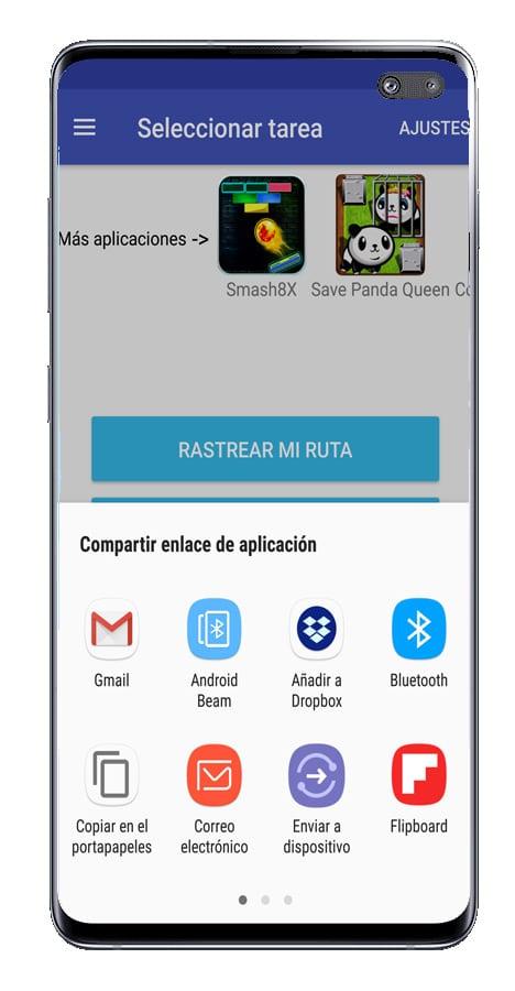 Compartir ubicación con Live GPS Cell Phones