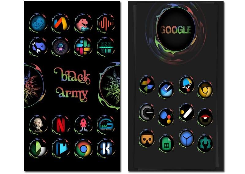 Black Army Omni