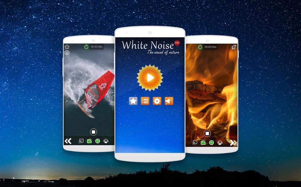 apps para dormir ruido blanco