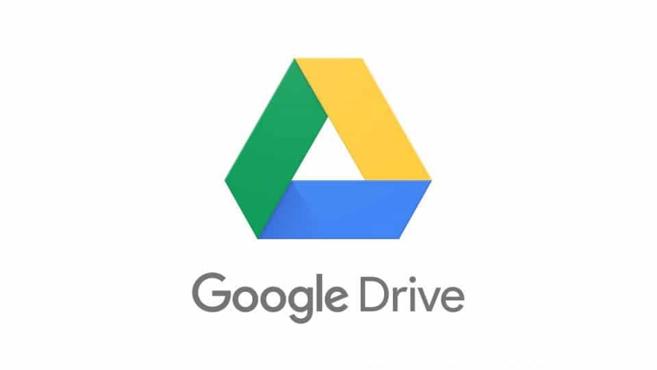 apps nube Google Drive