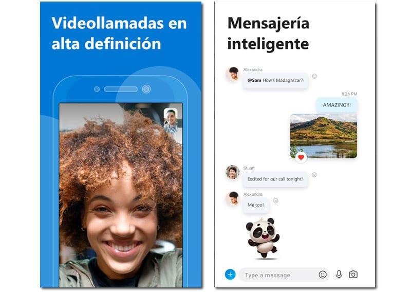skype apps videollamadas hablar en juegos online