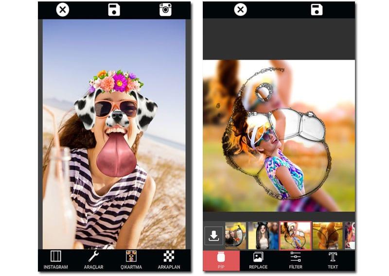 apps editar selfies