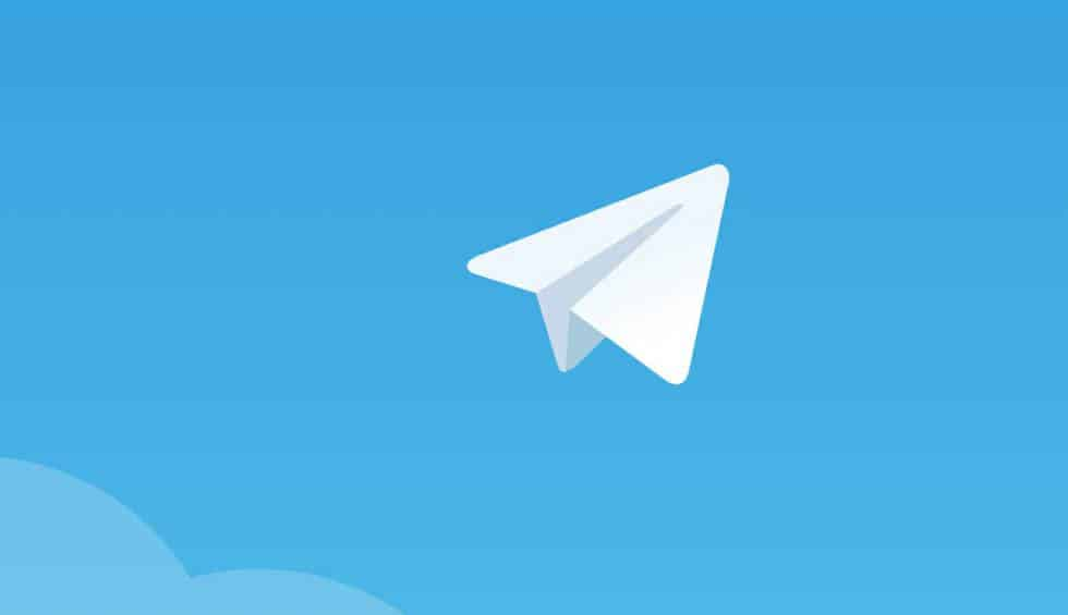 telegram apps nube