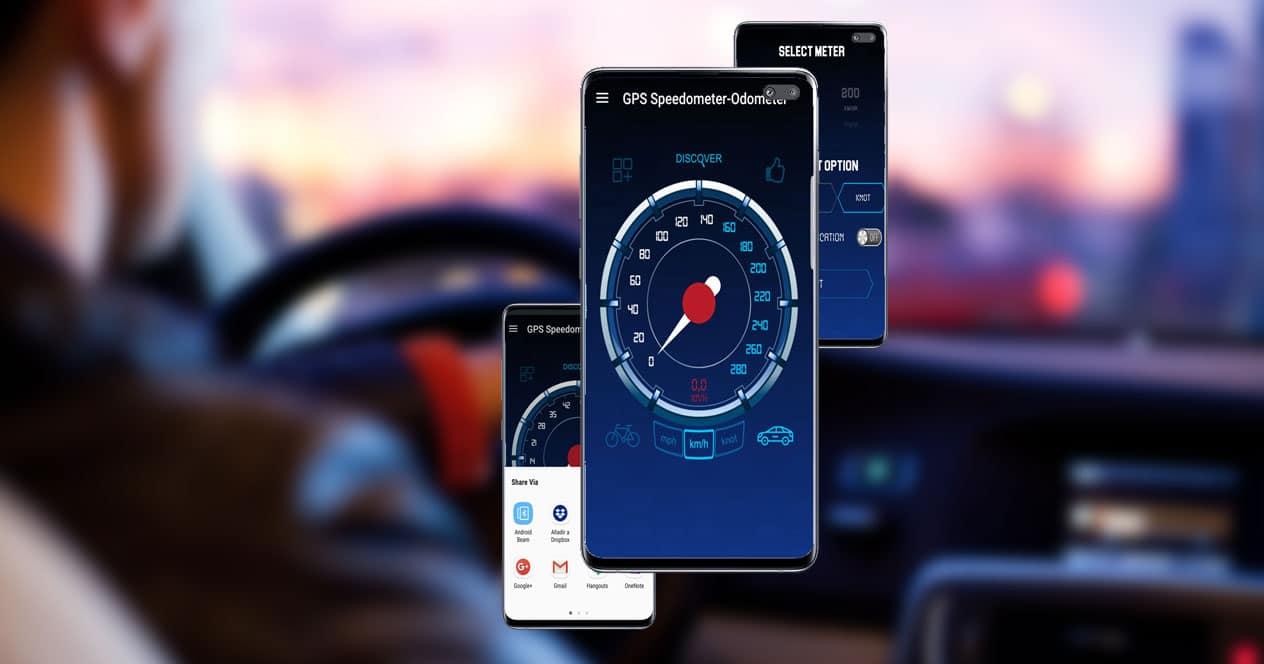 Odometer - GPS Speedometer app