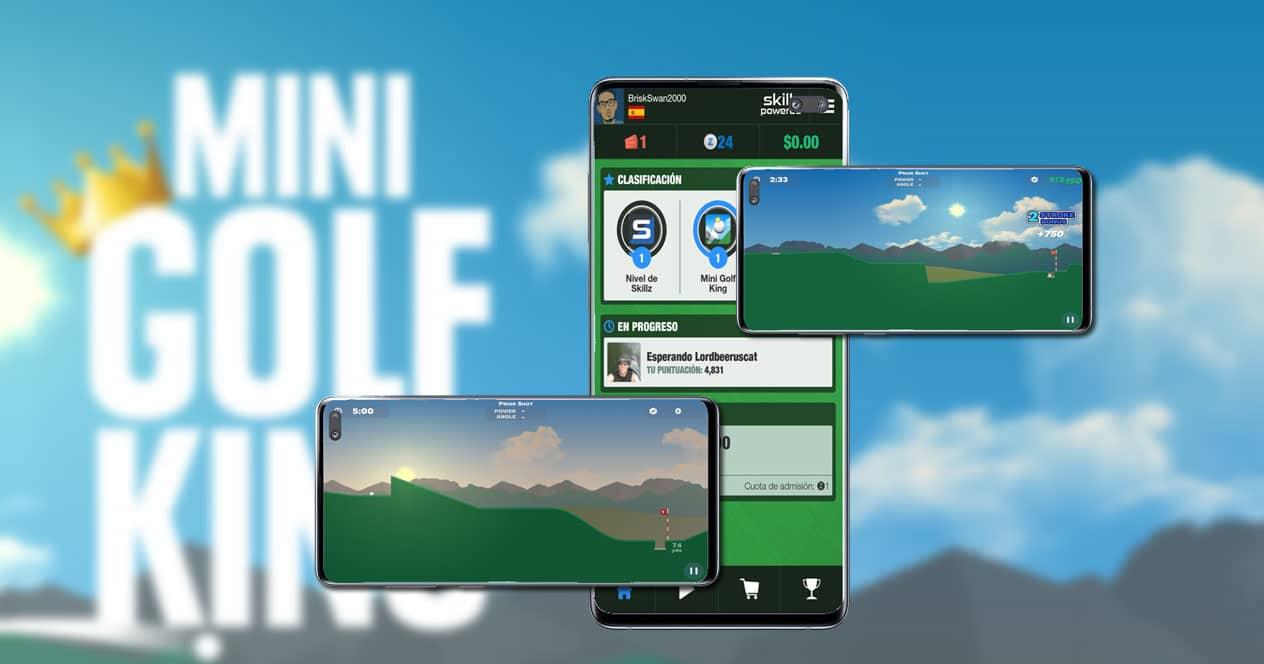Imagen juego Mini Golf King