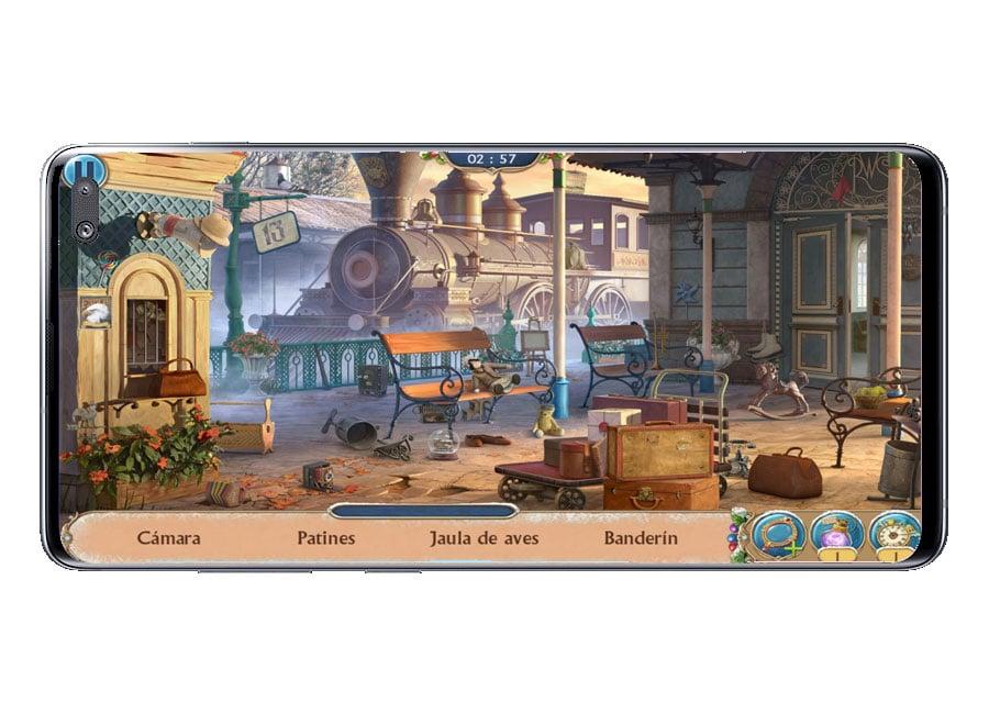Escenario del juego Seekers Notes: Misterio Oculto