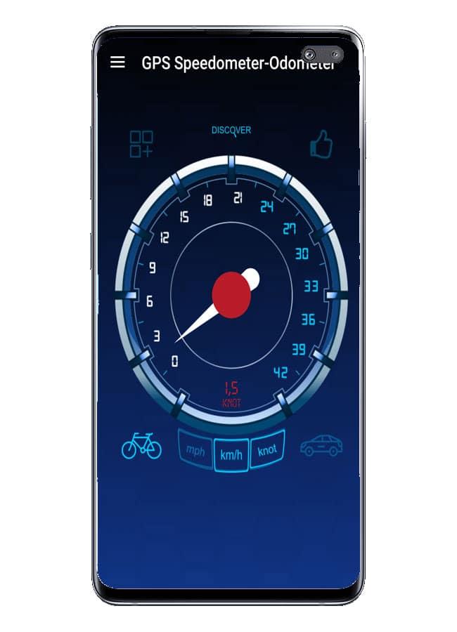 Utilziar Odometer - GPS Speedometer
