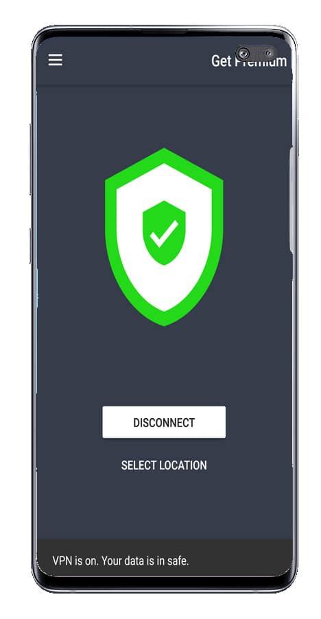 Social Network VPN conectada