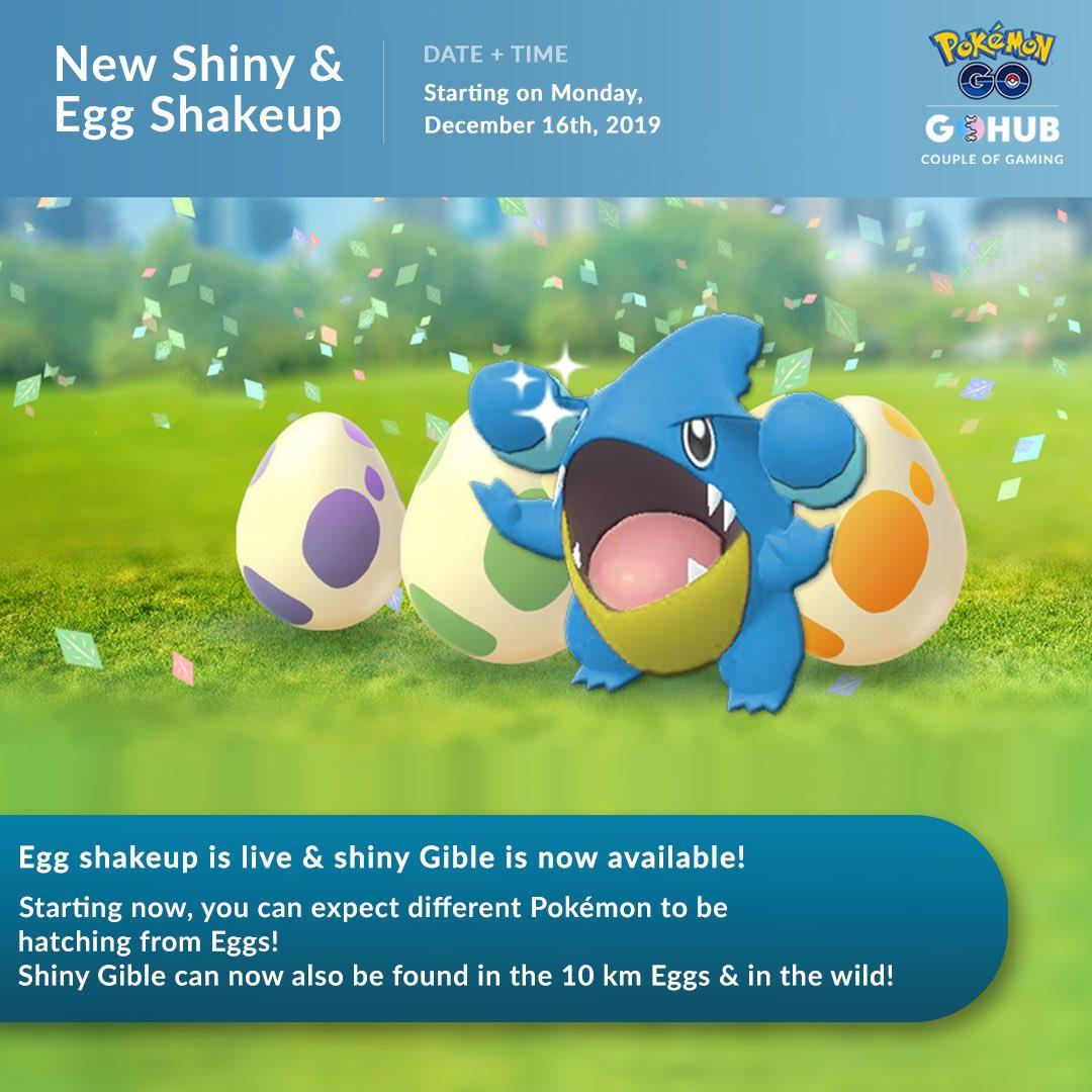 capturar pokémon shiny eventos