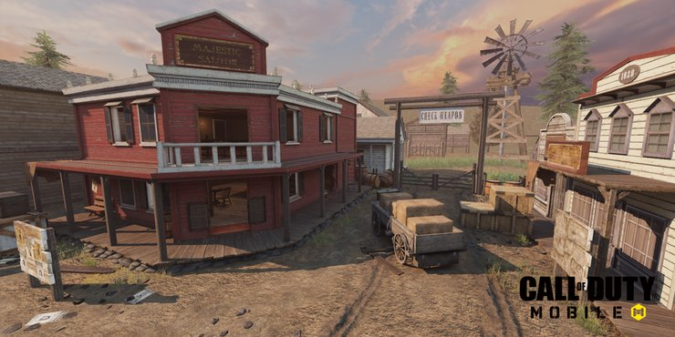 mapa saloon cod mobile